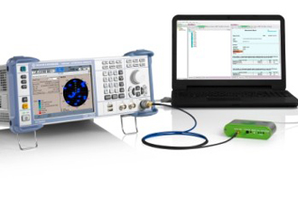 eCall modules test met with software solution