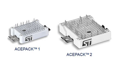 Power modules suit industrial motor designs up to 30kW