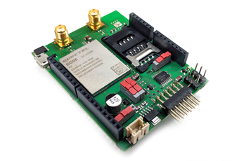 Development board delivers low‑power wide‑area connectivity