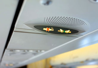 Touchscreens brighten up Aircraft Interiors show