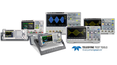 Test equipment range satisfies all tastes