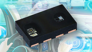 Automotive grade sensor saves space, adds design flexibility