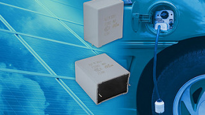 EMI suppression film capacitors offer greater robustness