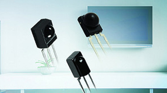 Miniature IR receivers enhance RF noise suppression