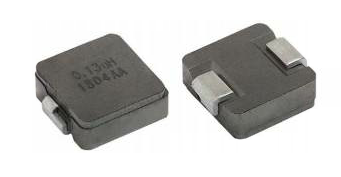 Inductor features low DCR in 4040 case