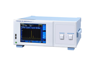 Optical spectrum analyser production tests telecom devices