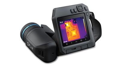 Thermal camera sharpens focus for hotspot inspection