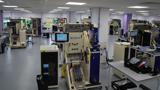 UK chip company looks to future with confidence