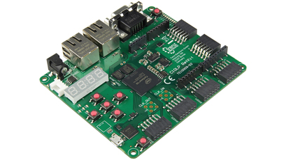 Cyclone10 FPGA reference kit speeds time to market
