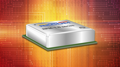 DC/DC converters are compliant with DOSA footprint