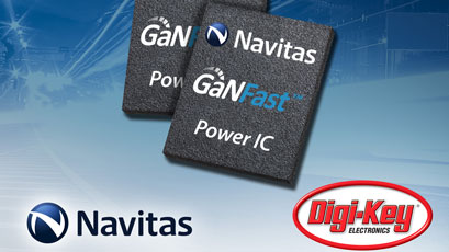 Digi-Key inks global deal with Navitas