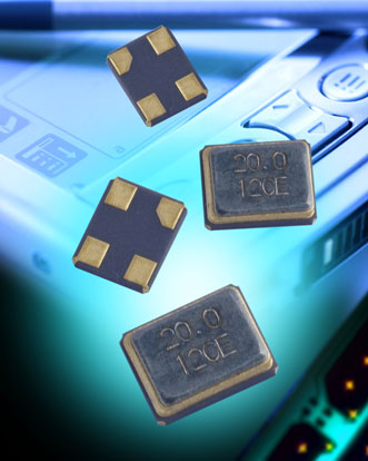 Miniature oscillators open up embedded applications