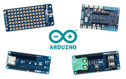 Arduino quartet hits right note with makers