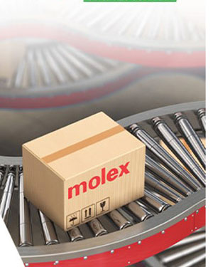 Molex inventory gets a boost at Farnell