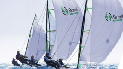 Farnell competition allows a summer divertissement