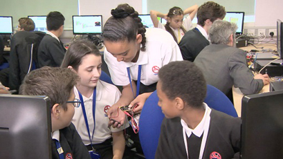 element14 micro:bit donations inspire students worldwide