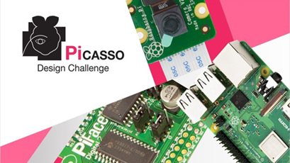 Pi-Casso challenge gets the creative juices flowing