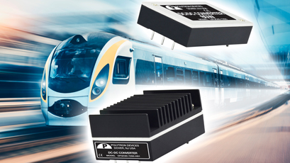 DC-DC converters handle wide voltage variations