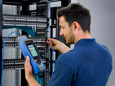Cable certifier ushers in faster test times