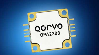 MMIC power amplifier targets 5-6GHz RF-based designs