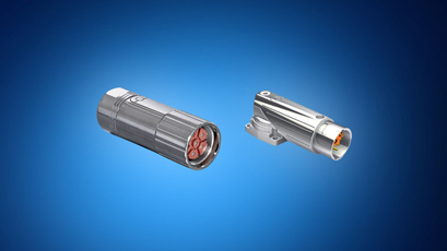 Connectors provide modular power, signal, data solution