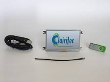 Mouser adds Clairitech displays to global linecard