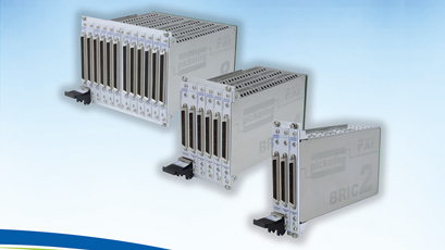 PXI matrix modules have up to 6,144 crosspoints