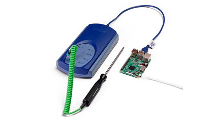 Software allows data loggers to support Raspberry Pi