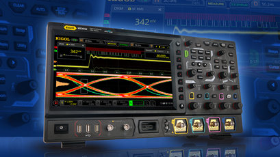 Seven-in-one oscilloscope unveiled at embedded world