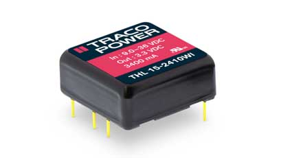 DC-DC converters meet UL62368-1 safety requirements