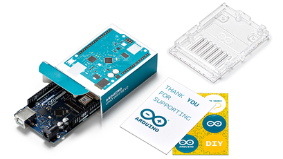 Extra processing power boosts Arduino WiFi board