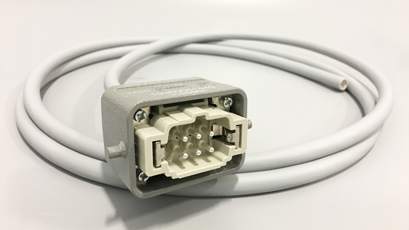 Pre-wired connectors cut lead times