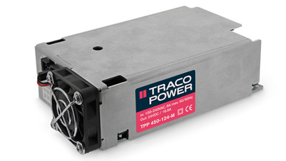 Power supplies boast reinforced double I/O isolation system