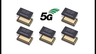 RF power multi-chip modules support massive MIMO antenna systems