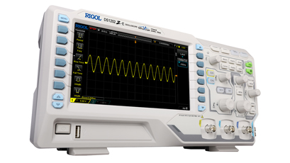 Digital oscilloscope price tag targets hobbyists