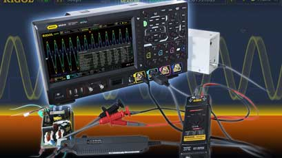 Mixed signal scope tackles high speed signal analysis