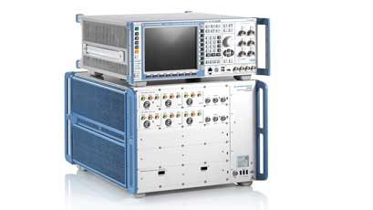 Intertek plumps for Rohde & Schwarz 5G NR tester