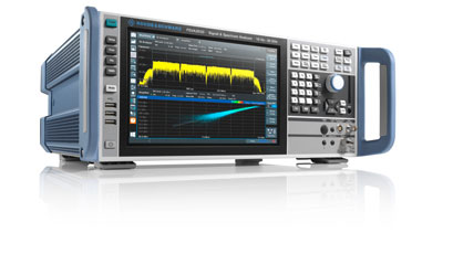 Rohde & Schwarz prepares productronica push
