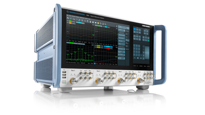 Touch-operated VNA offers enhanced RF performance