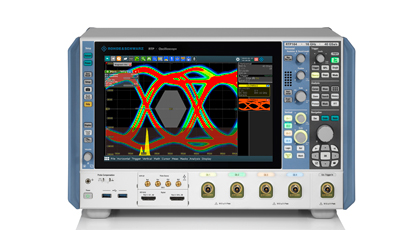 DSEI 2019: Scalable oscilloscopes suit defence applications