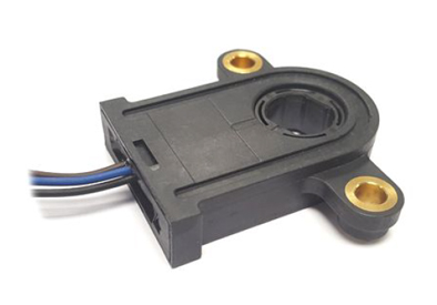 Slimline position sensor lowers production costs