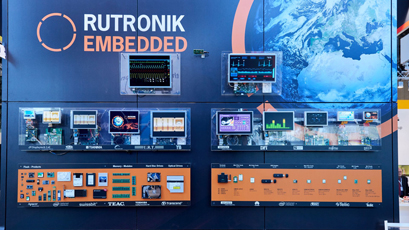 Rutronik to show strong embedded hand in Nuremberg