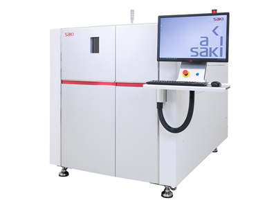 X-ray inspection machine debuts at productronica