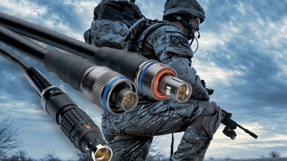Rugged connectors to feature at DSEI 2019