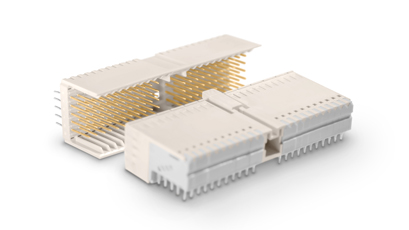 Backplane connector targets space applications