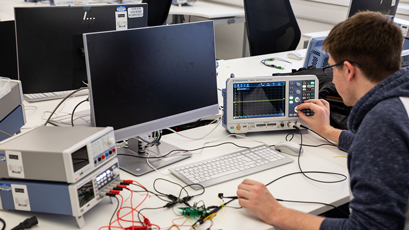 University EE lab plumps for Rohde & Schwarz test gear