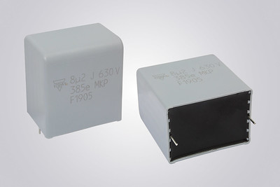 Pulse film capacitors comply with AEC-Q200 Rev. D