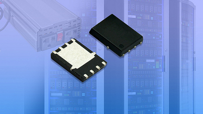60V  MOSFET offers on-resistance down to 1.7mΩ