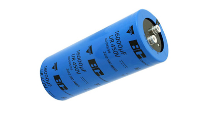 Capacitors voltage rating raised to 500V