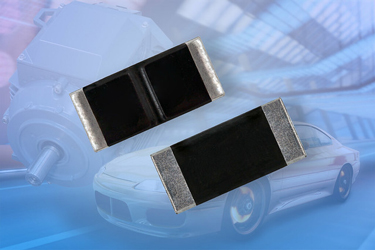 Current sense resistors feature 2W and 3W power ratings